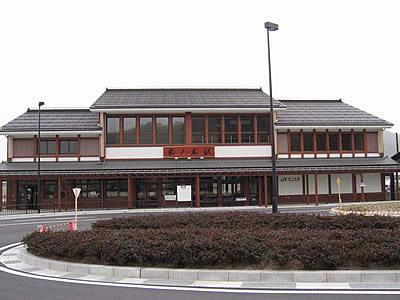 JR木ノ本駅